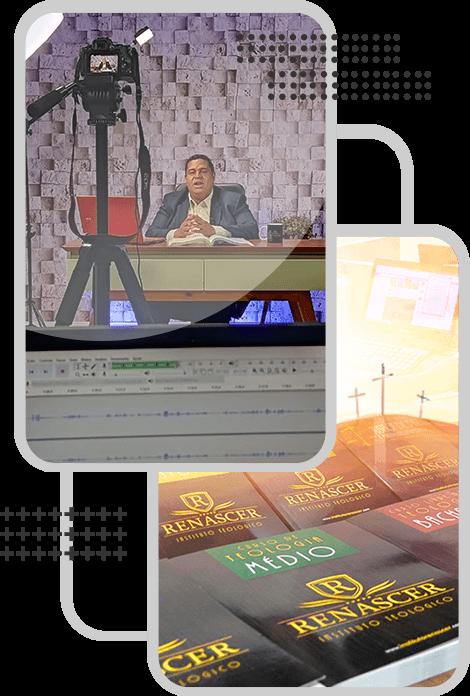 Formação Teológica no Renascer Instituto Teológico