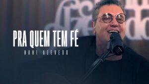 Nani Azevedo ao ser curado da Covid, lança uma música que compôs após deixar UTI