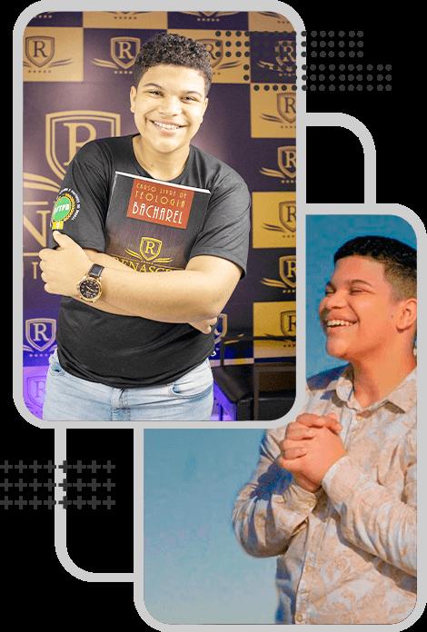 Cantor Paulo Neto Louvando à Deus