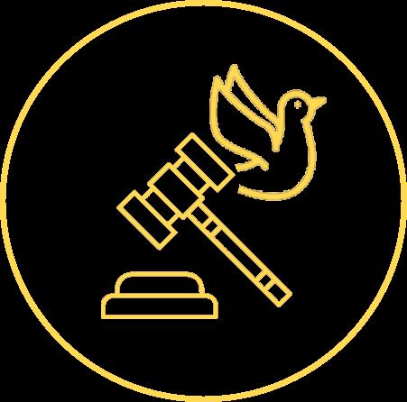 Ícone Curso Justiça de Paz e Manual de Casamento