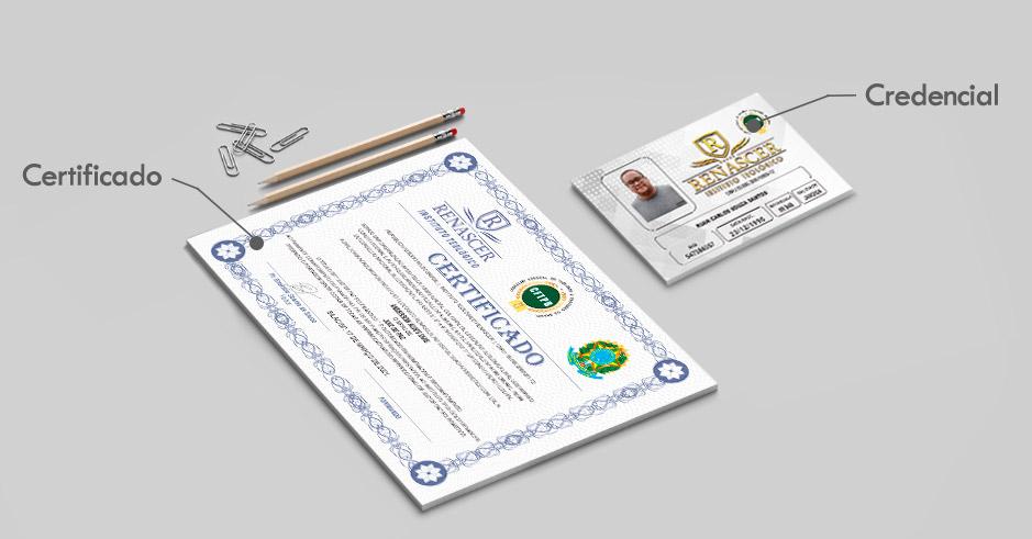 Certificados do Curso Médio em Teologia
